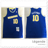 maillot-hardaway-warriors-golden state-1990-1991