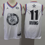 maillot-irving-kyrie-jordan-all star game-2019-blanc