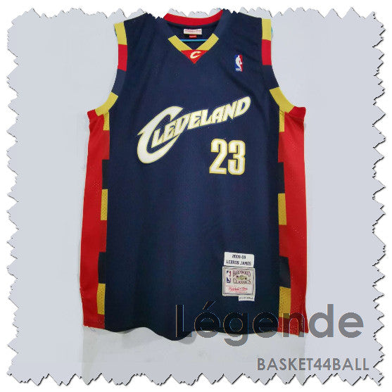 maillot-james-cleveland-bleu-2008-2009-icon