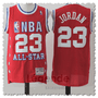 maillot-jordan-all star game-1989-bulls-cousu-rouge