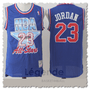 maillot-jordan-all star game-1993-bulls-cousu-qualité-bleu