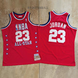 maillot-jordan-all star game-2003-23-rouge