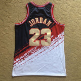 "JORDAN Michael ""Independence Day 1997-98"" Haute Qualité"