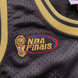 "JORDAN Michael (Noir & Or 1997-98) ""Finals"""