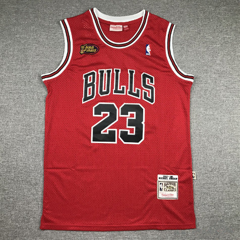 maillot-jordan-michael-chicago-bulls-23-1997-1998-rouge-finals
