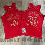 maillot-jordan-michael-chicago-bulls-23-year of the rat-retro-rouge-haute qualité