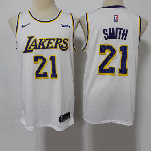 maillot-jr-smith-lakers-2020-21-blanc-statement
