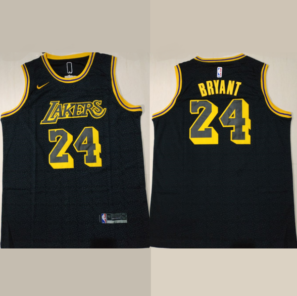 maillot-kobe-brodé-basket-city edition-noir-2018-24