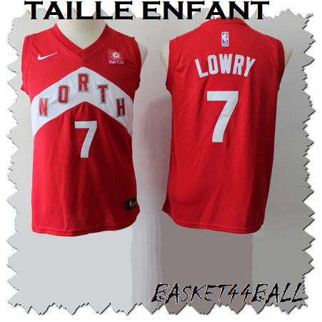 maillot-kyle-lowry-raptors-enfant-rouge-7-earned-toronto