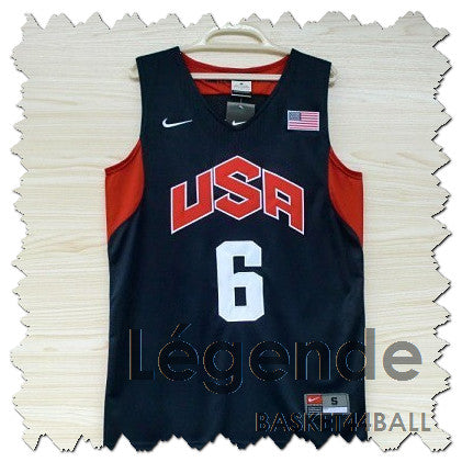 maillot-lebron-james-team usa-2012-brodé-bleu-6