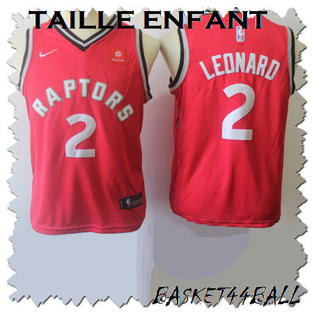 LEONARD Kawhi (Icon Edition) ENFANT