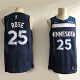 maillot-nba-2019-rose-wolves-minnesota-brodé-icon