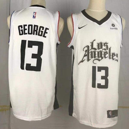 maillot-paul-george-clippers-blanc-brodé-PG13-gta-city