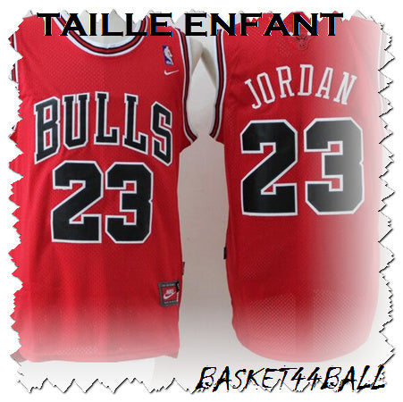 maillot-rouge-enfant-jordan-michael-chicago-bulls-23