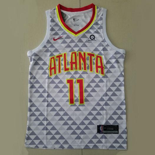 maillot-trae-hawks-young-qualité-association edition-11