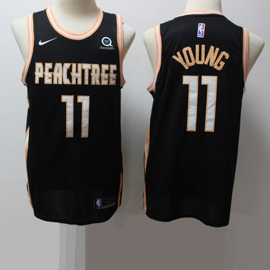 maillot-trae-hawks-young-qualité-city edition-11-2020