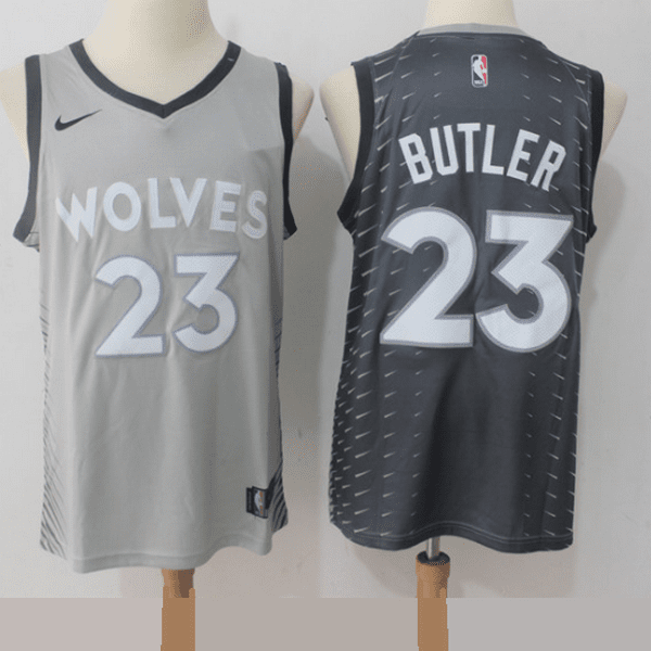 maillot-wolves-butler-qualité-city-2018