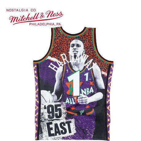 penny-hardaway-all star game-maillot-orlando-brodé-1995-1