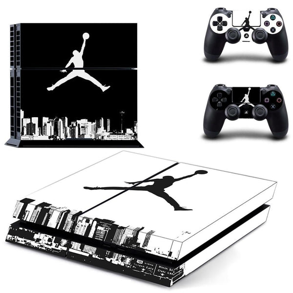 STICKER JORDAN POUR PS4 / PS4 pro / PS4 slim