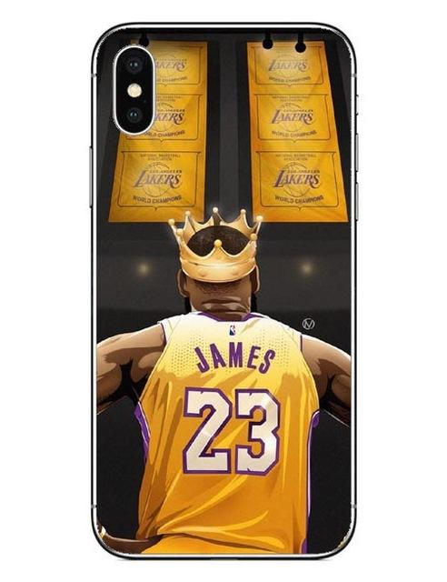 COQUE IPHONE LABRON