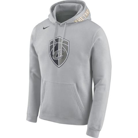 pull-hoodie-qualité-hiver-cavaliers-cavs-grey-logo