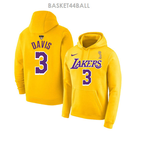 pull-los angeles-lakers-sweat-finals-davis-icon-capuche-hoodie-nike