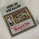 "ALLEN Ray ""SUPERSONICS 2005-06"" (Association Edition ) Haute Qualité"