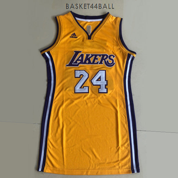 robe-lakers-kobe-bryant-icon-edition-jaune-brodé-1999