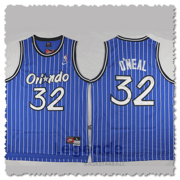 maillot-shaq-o'neal-magic-bleu-promo
