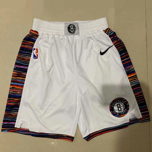 short-brooklyn-nets-city-edition-blanc-floqué