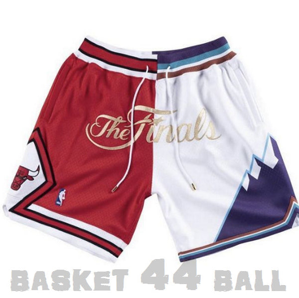 short-finals-nba-bulls-utah-chicago-jazz-brodé-poches-just don-vert-1997-finale