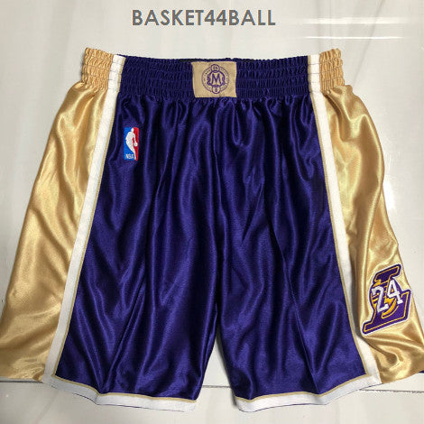 short-kobe-statement-hommage-mitchell & ness-hall of fame-kobe-jaune-24