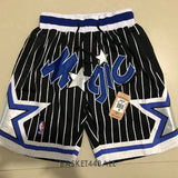 short-nba-orlando-magic-brodé-poches-noir-just don