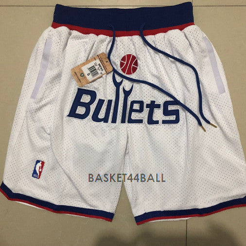 short-nba-washington-bullets-brodé-poches-just don