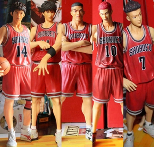 figurine-slam dunk-qualité-basket-promotion