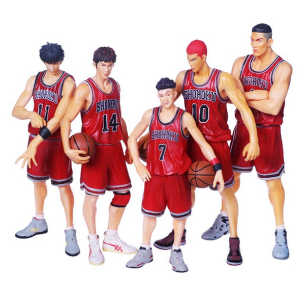 figurine-slam dunk-qualité-basket-promo
