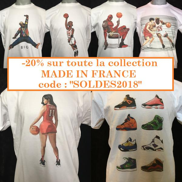 Collection MADE IN FRANCE à -20 %