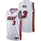 maillot- wade-nba-qualité-promotion-blanc