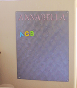 Personalized Magnet Board