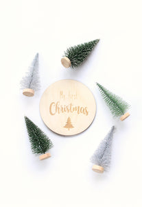 My First Christmas Style 2 | Photo Prop