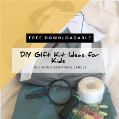 Free downloadable gift kit ideas for kids