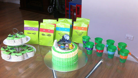 TMNT Party Decorations