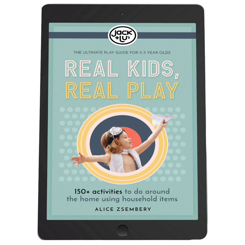 Real Kids, Real Play (Ebook)