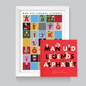 Man Utd Bundle Pack - Book & Poster Set