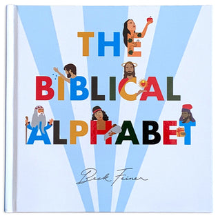 Biblical Alphabet Book