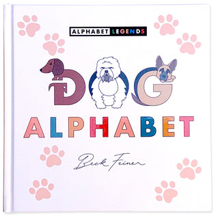 Dog Alphabet Book