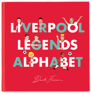 Liverpool Legends Alphabet Book