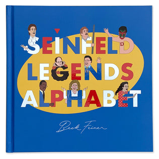 Seinfeld Legends Alphabet Book