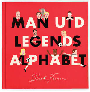 Man Utd Legends Alphabet Book