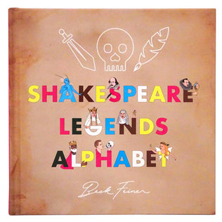 Shakespeare Legends Alphabet Book